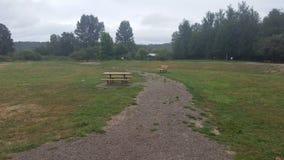Park trail. In duvall washington usa Royalty Free Stock Photos