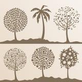 Park trees3 Royalty Free Stock Photo