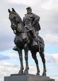 Park van het Manassas het Nationale Slagveld royalty-vrije stock foto's