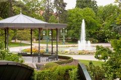 Park van Toulouse Stock Foto's