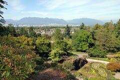 Park in Vancouver Stockfoto