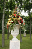 Park-Vase Lizenzfreie Stockfotografie