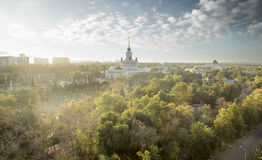 Park VDNH in Moscow Stock Photos