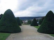 Park in Verdun, Frankrijk royalty-vrije stock foto