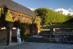 Park Villa Bergfried Royalty Free Stock Photo
