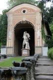 Park of Villa d'este,Cernobbio Stock Photography
