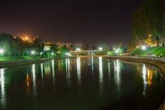 Park von ökologischem Stockfotos