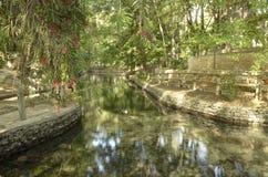 Park von San Vicente von Lliria Stockfoto