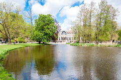 Park Vondelpark Amsterdam Stock Photo