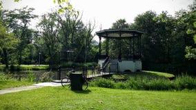 Park. Vondelpark in Amsterdam, Netherlands Stock Image