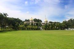 Park w Malezja stary Royal Palace w Kuala Lumpur, Malezja Fotografia Royalty Free