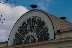 Park Warschaus Lazienki Lizenzfreie Stockfotos