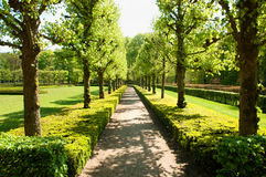 Park way Royalty Free Stock Images