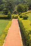 Park way. And arch at kateri park near ooty, tamilnadu, india Royalty Free Stock Image