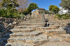 Park west of Malaga Stock Image