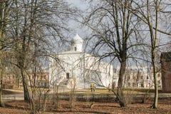 Park Yaroslavs Gericht Stockfotografie