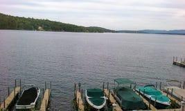 Docks stock photo