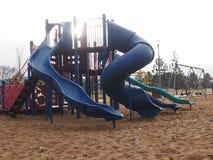Park in zonlicht stock fotografie