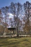 Park Zrinjevac in Zagreb Stock Image