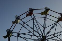 Parka Rozrywki Ferris koło Fotografia Stock
