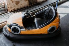 Parka rozrywki samochód zdjęcia royalty free
