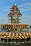 Parkbrunnen Lizenzfreies Stockbild