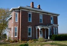 Parke County Italianate Stock Images