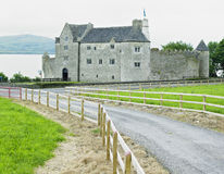 Parke's Castle. In County Leitrim, Ireland Royalty Free Stock Photo
