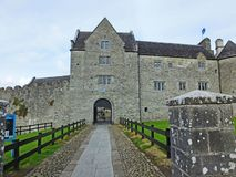 Parke`s Castle Ireland. Parke`s Castle co. Donegal Ireland on the sea shore on a sunny day Royalty Free Stock Photos