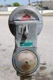 Parkeermeter Stock Fotografie