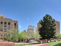 Parken Sie nahe altem Rathaus, Phoenix, AZ, Phoenix, AZ Lizenzfreie Stockbilder