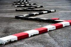 Parken und Parkverbot, Verkehrsgesetz Lizenzfreies Stockfoto