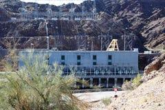 Parker Dam, Parker, Arizona, La Paz County, Vereinigte Staaten lizenzfreie stockfotos