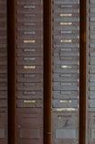 Parker Tobacco Company - Maysville, Kentucky Fotos de archivo libres de regalías