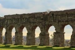 Parkera av akvedukterna royaltyfri bild