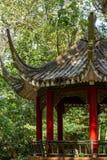 Parkera av det panamanska kinesiska kamratskapet arkivfoto