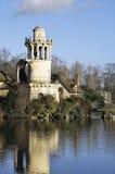 Parkera av slotten av Versailles Royaltyfri Fotografi