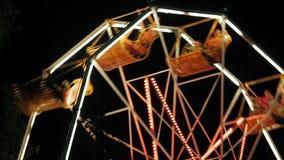 Parkera Ferris Wheel In The Night lager videofilmer