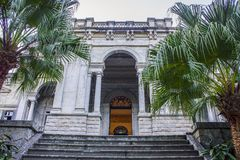 Parkera lagen Rio de Janeiro arkivbilder