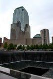 9/11 parkera och museet Arkivfoton