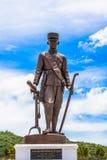 Parkerar den stora konungen för statyer av Thailand i Rajabhakti Arkivfoton