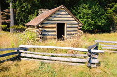 Parkerar nationellt historiskt för dalsmedja fotografering för bildbyråer