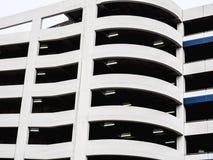 Parkeringsbyggnad Arkivfoton