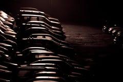 parkeringsfotoet stylized Royaltyfri Fotografi
