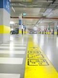 parkeringshus Arkivfoto