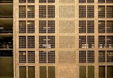 parkeringshus Fotografering för Bildbyråer