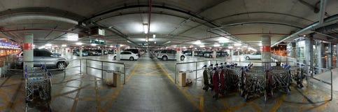 parkeringshus Arkivbilder