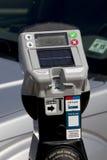 Parkeringsmeter Royaltyfria Foton
