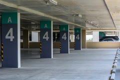 Parkeringsplats Royaltyfria Foton