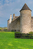 Parkes Castle in Ireland Royalty Free Stock Photo